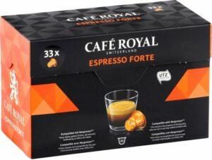 Café Royal Espresso Forte - 33 capsules