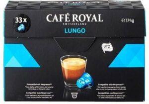 Café Royal Lungo - 33 capsules