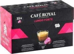 Café Royal Lungo Forte - 33 capsules