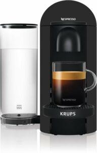 Krups Nespresso Vertuo Plus XN903N - Koffiecupmachine - Mat zwart