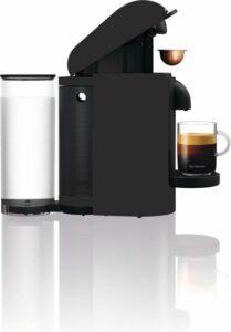 Krups Nespresso Vertuo Plus gebruiken