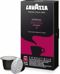 Lavazza Espresso Deciso capsules - 10 stuks