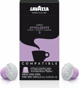 Lavazza Lungo Avvolgente capsules - 10 stuks