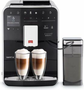 Melitta Barista Smart TS F850-102 - Espressomachine - Zwart