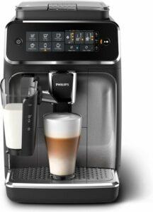 Philips LatteGo 3200 series EP3246-70 - Espressomachines - Zwart-Zilver