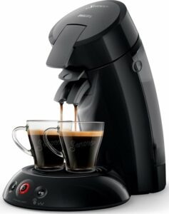 Philips Senseo Original Intensity Select HD6554-60 - Koffiepadapparaat - Zwart