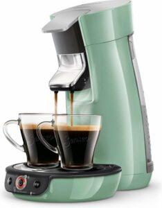 Philips Senseo Viva Café Duo Select HD6564-10 - Koffiepadapparaat - Dessert Green